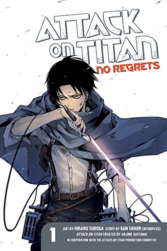 9781612629414: Attack on Titan 01: No Regrets