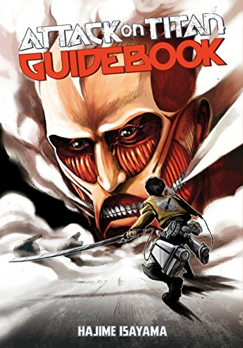 9781612629452: Attack on Titan Guidebook: INSIDE & OUTSIDE