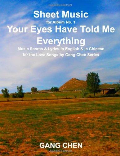 Sheet Music for Album No. 1, Your: Chen, Gang