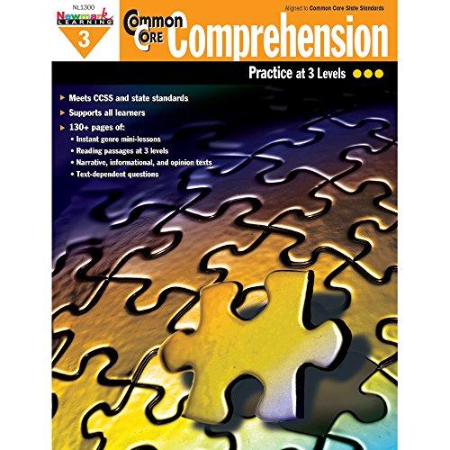 Common Core Comprehension Grade 3: Authors, Multiple