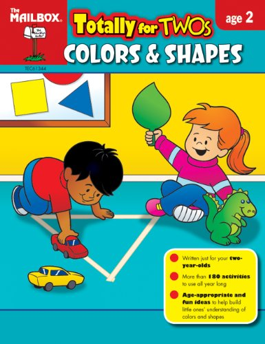 9781612761572: Totally for Twos: Colors & Shapes (Age 2)