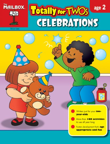 9781612761596: Totally for Twos: Celebrations (Age 2)