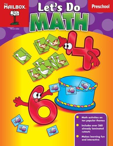 9781612762500: Let's Do Math (Preschool)