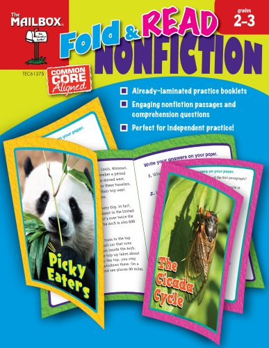 9781612762548: Fold & Read Nonfiction (Grs. 2-3)