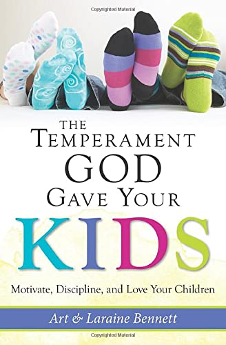 9781612785455: The Temperament God Gave Your Kids: Motivate, Discipline, and Love Your Children