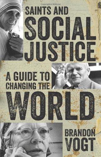 9781612786902: Saints and Social Justice: A Guide to the Changing World