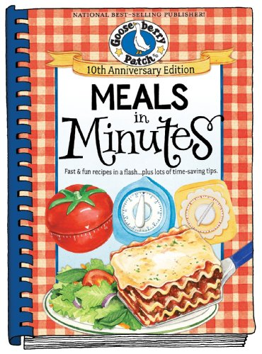 9781612810508: Meals in Minutes: Fast & Fun Recipes in a Flash...Plus Lots of Time-Saving Tips (Everyday Cookbook Collection)
