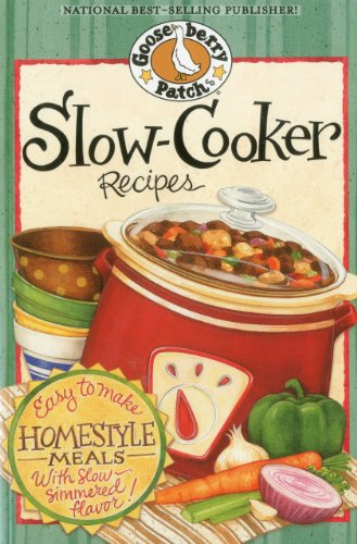 Download Slow-Cooker Recipes Cookbook: Easy to Make Homestyle Meals with Slow-Simmered Flavor!