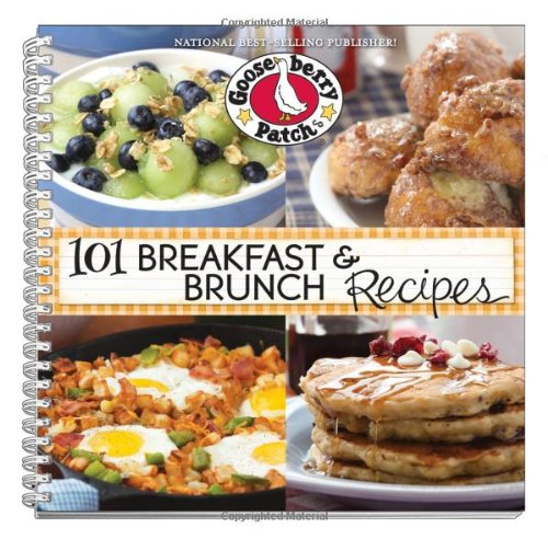 9781612810850: 101 Breakfast & Brunch Recipes (Gooseberry Patch (Paperback)) (101 Cookbook Collection)