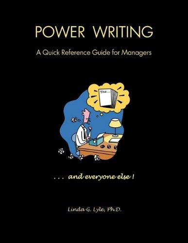 Power Writing: Lyle, Linda G.