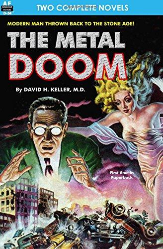 9781612870502: Metal Doom, The, & Twelve Times Zero