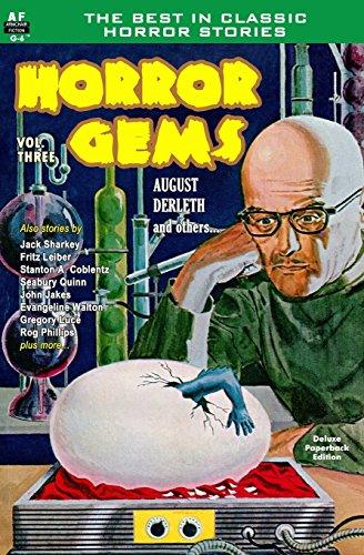 9781612870915: Horror Gems, Vol. Three: August Derleth and others