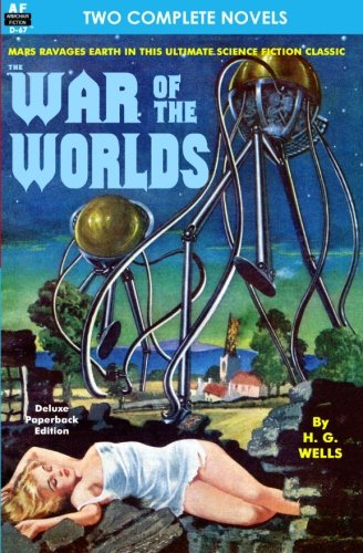 9781612870984: War of the Worlds & The Time Machine
