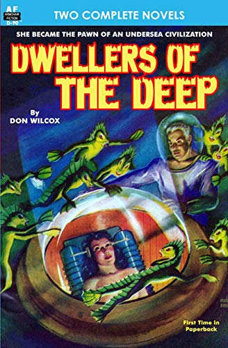 9781612871387: Dwellers of the Deep & Night of the Long Knives