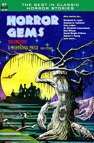 9781612871547: Horror Gems, Volume Five, E. Hoffmann Price and others