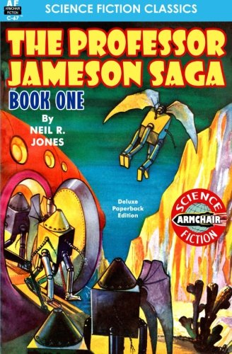 9781612872759: The Professor Jameson Saga, Book One
