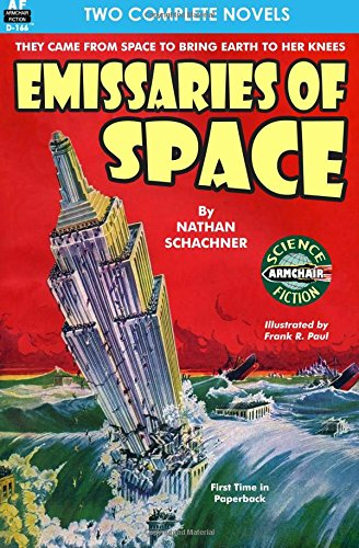 9781612872803: Emissaries of Space & Death Plays a Game