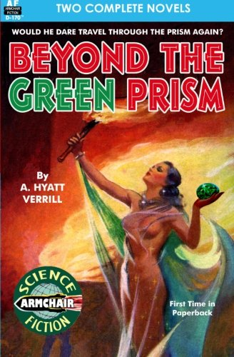 9781612872841: Beyond the Green Prism & Alcatraz of the Starways