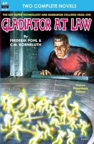 9781612873497: Gladiator at Law & The Jack of Planets