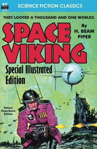 9781612873930: Space Viking, Special Illustrated Edition