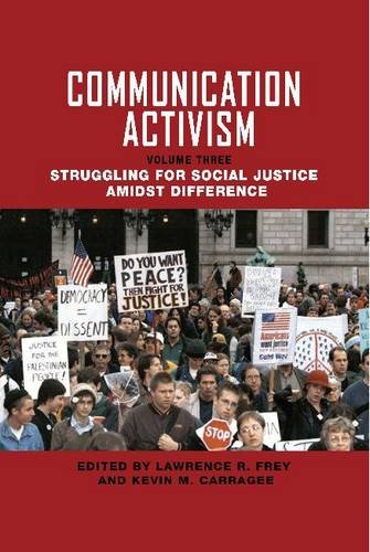 9781612890630: Communication Activism: Vol III Stuggling for Social Justice Amidst Difference