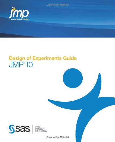9781612901961: JMP 10 Design of Experiments Guide