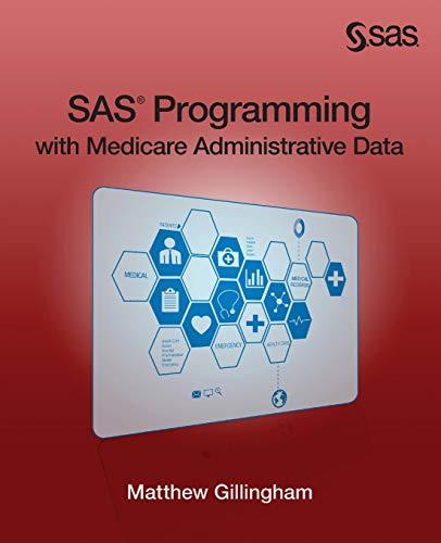 9781612903224: SAS Programming with Medicare Administrative Data