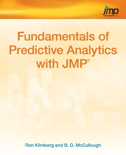 Fundamentals of Predictive Analytics with JMP: McCullough, B. D.,
