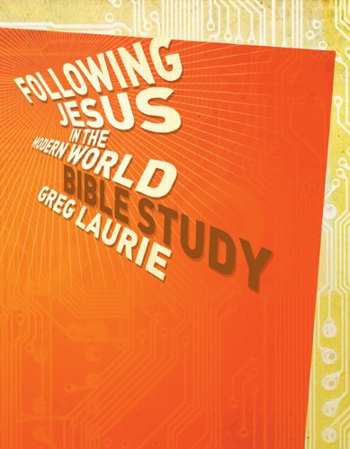 9781612913186: Following Jesus in the Modern World Bible Study