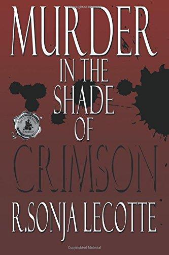 9781612965222: Murder in the Shade of Crimson