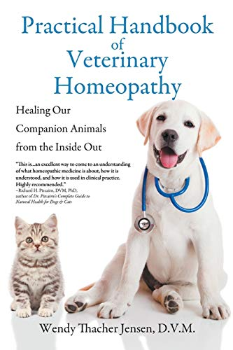 9781612966120: Practical Handbook of Veterinary Homeopathy: Healing Our Companion Animals from