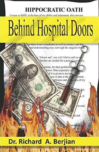 9781613099339: Behind Hospital Doors