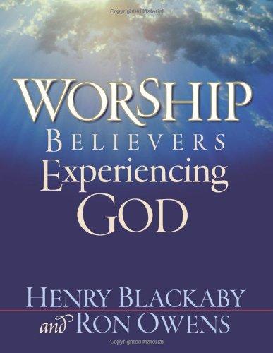9781613150429: Worship: Believers Experiencing God