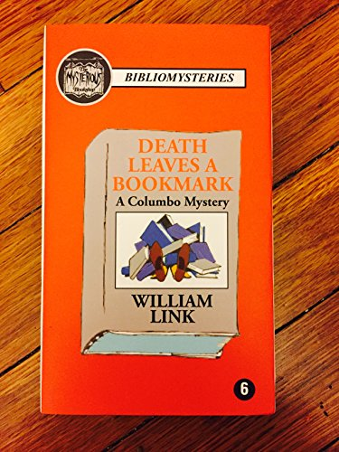 9781613160398: Death Leaves a Bookmark, Signed Limited Edition