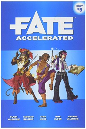 9781613170472: Fate Accelerated