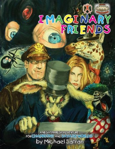 Imaginary Friends: Michael Satran