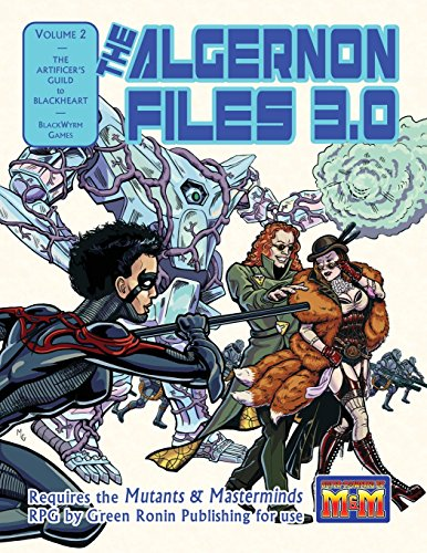 9781613187517: Algernon Files 3.0, Volume 2
