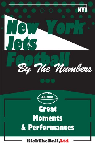 9781613200315: New York Jets Football: By the Numbers