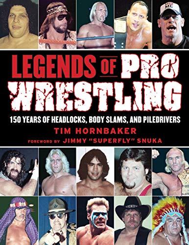9781613210758: Legends of Pro Wrestling