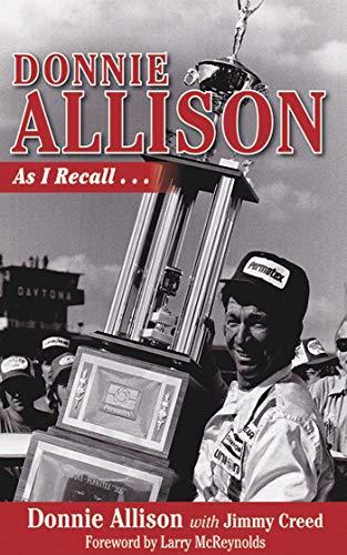 Donnie Allison: As I Recall.