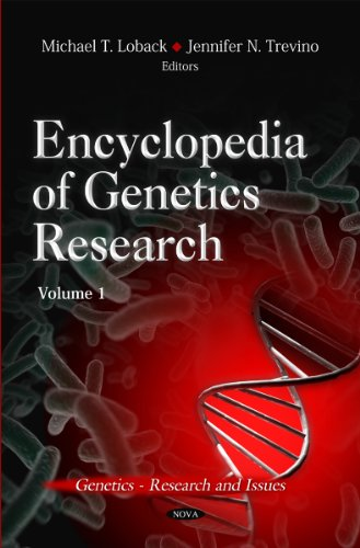 Encyclopedia of Genetics Research (Hardback)