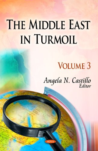 Middle East in Turmoil: v. 3 (Hardback)