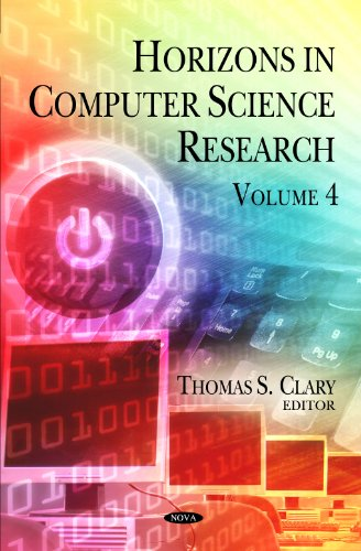 Horizons in Computer Science Research: 4