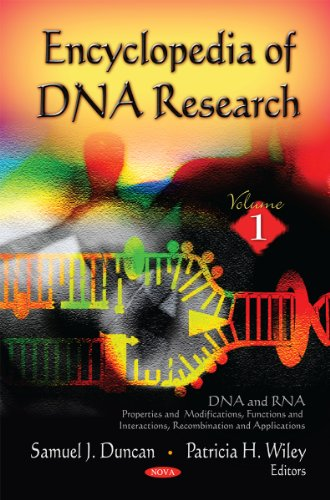 Encyclopedia of DNA Research (Hardback)