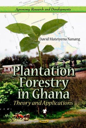 Plantation Forestry in Ghana: Theory Applications (Hardback): David Mateiyenu Nanang