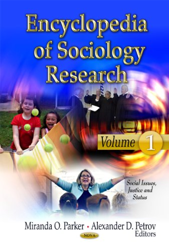 Encyclopedia of Sociology Research (Hardback)
