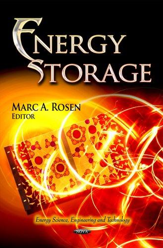 Energy Storage (Hardback)