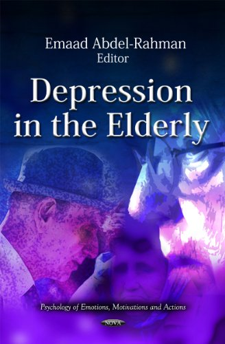 9781613247716: Depression in the Elderly (Psychology of Emotions, Motivations and Actions: Aging Issues, Health and Financial Alternatives)