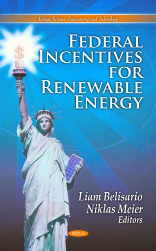 Federal Incentives for Renewable Energy (Energy Science, Engineering and Technology)