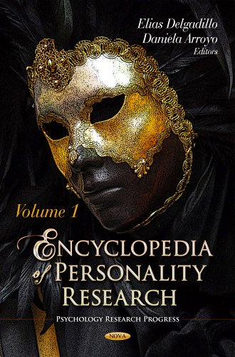Encyclopedia of Personality Research (Hardback)